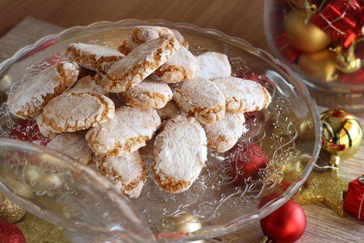 Ricciarelli (mandle a vanilka toto proste nemôže byť zlé...)