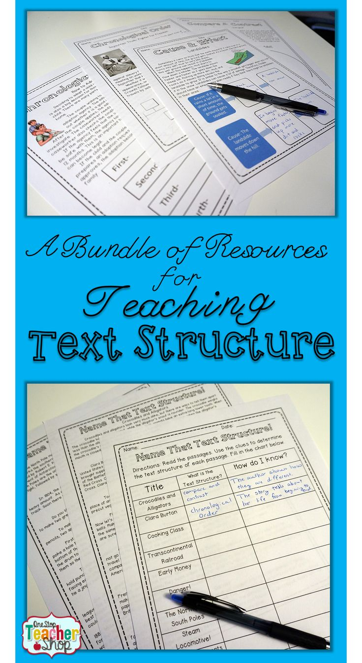 A BUNDLE of Non-Fiction TEXT STRUCTURE resources! Practice Sheets, Review Activity, Anchor Chart, & Test {4th and 5th grade} Compare Contrast, Cause Effect, Problem Solution, Chronological Order. $