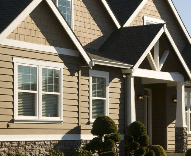 7 Popular Siding Materials To Consider: Best 25+ Hardie Board Siding Ideas On Pinterest