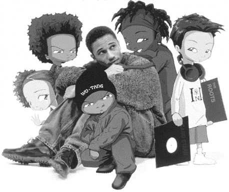 Aaron McGruder - Creator of the Boondocks