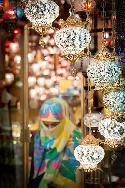 A must go to: the #Grand #Bazaar #Istanbul, when vacationing in Turkey. Choose your own hand blown glass lamps