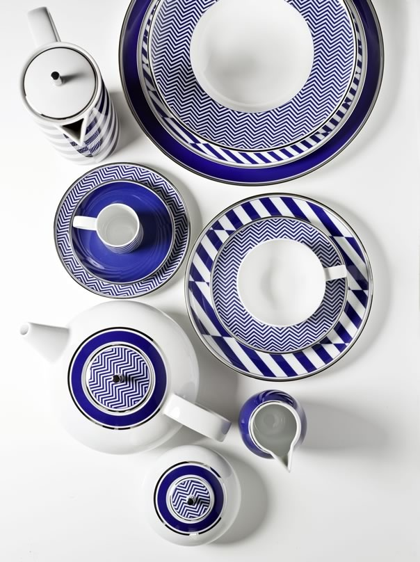 http://decorationlovers.com/ HARVARD - Tableware