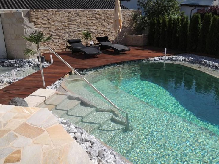 Best 20 natural swimming pools ideas on pinterest for Pool design basics