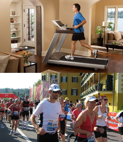 how to make sync treadmill