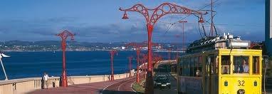 Paseo Marítimo. A Coruña