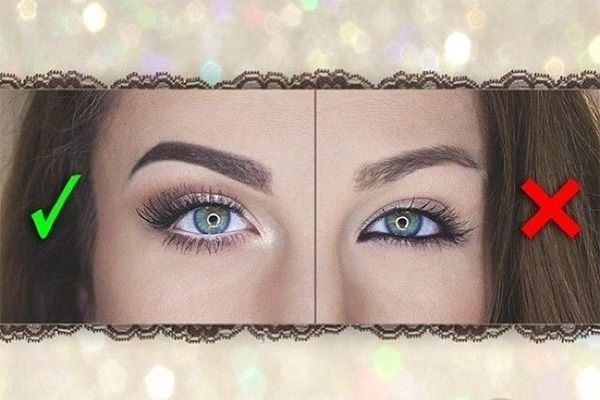 how to make eyes look bigger with mascara