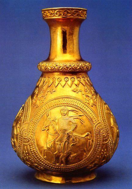 A nagyszentmiklósi aranykincs