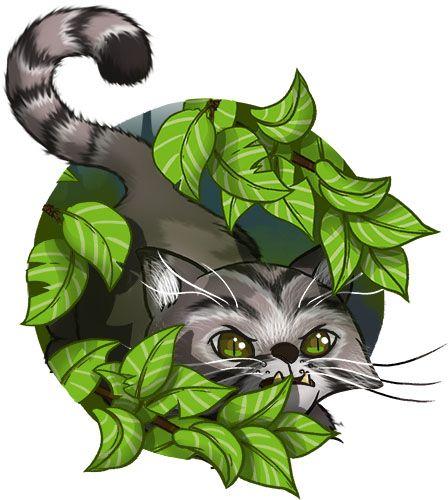 Valami Macska, az erdő megmentője (harmadik mese)