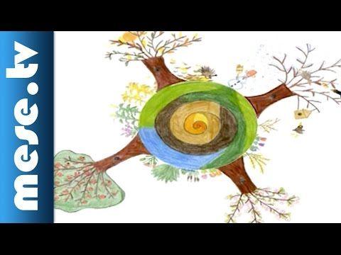 Zabszalma együttes: Szüret (gyerekdal, animáció, mese)