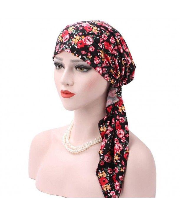 1858229f0de6c Hats & Caps, Women's Hats & Caps, Skullies & Beanies, Women Muslim Stretch