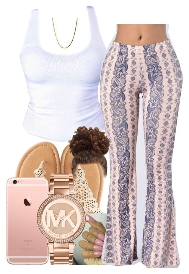 """""""Untitled #572"""" by tayloryvonne1 ❤ liked on Polyvore featuring Qupid, Gypsy Soul and Michael Kors"""
