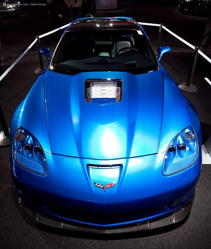 Chevrolet Corvette ZR1 - Sports cars
