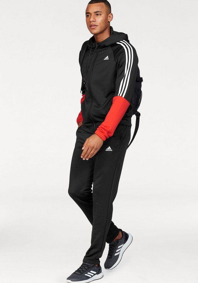 24e53f5af adidas Performance Trainingsanzug »RE-FOCUS TRACKSUIT« ab 49,99€.  Trainingsanzug