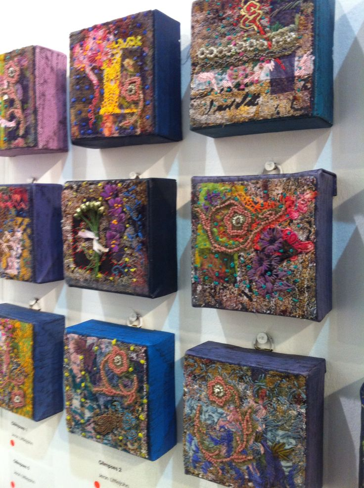 Knitting And Stitching Show Ingliston : 1000+ images about embroderie-stitching on Pinterest Stitching, Hand embroi...