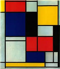 Top 25 ideas about Geometric paintings on Pinterest