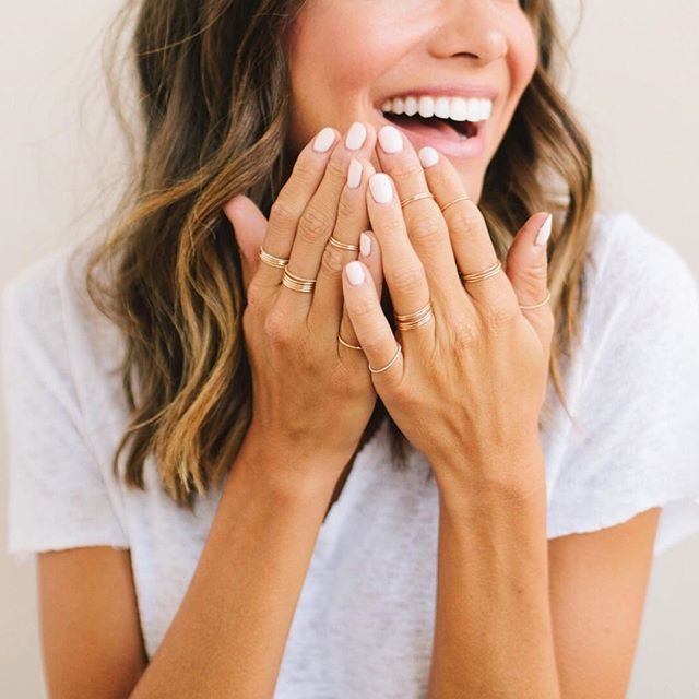 Ring Lovers Which Finger S Do You Typically Wear Your Rings On Are You Into Stacki Antique Wedding Jewelry Pink Morganite Engagement Ring How To Wear Rings
