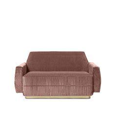 Doris Sofa | Essential Home | Mid Century Furniture