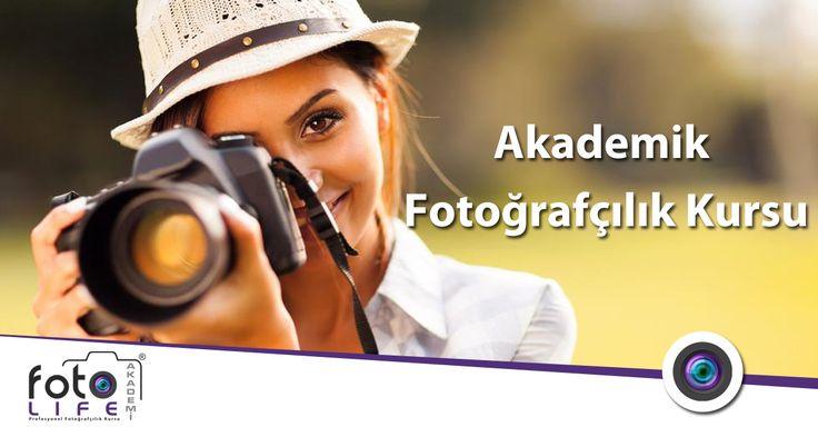 Temel ve İleri Akademik Fotoğrafçılık kursu 8 haftalık programı ile kursiyerlerine makineleri, objektif çeşitlerini, çekim modlarını, stüdyo ve dış çekim tekniklerini photoshopu öğretmektedir. http://www.fotografcilikkursu.com.tr/akademik-fotografcilik-kursu/ #fotografcilik #fotografcilikkursu #akademikfotografcilikkursu