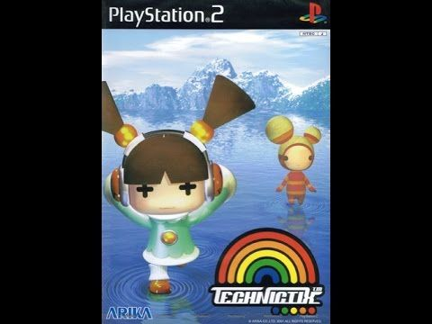 LET'S PLAY TECHNICTIX FOR PS2 JAPAN GAME REVIEW OBSCURE RARE