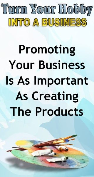 Business Advice: Promoting Your Business Is As Important As Creating The Products. Learn how to turn your hobby into a side hustle income or a full time income with this amazing selling course for artists and hobbyists.