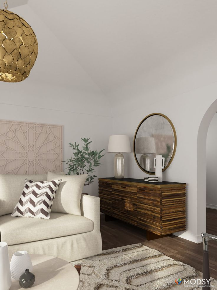A Spanish Colonial Revival Living Room The Granada Collection