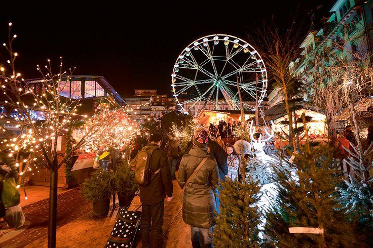Les marchés de Noël d'ici et d'ailleurs | Femina