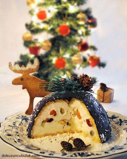 New year cake...