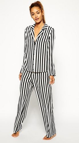 08a53b2b91 High-Quality Soft Striped Pajamas for Women