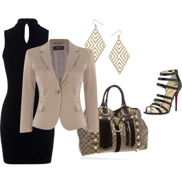 U0026quot;Thursday Work Outfit And After Workwearu0026quot; By Bsimon623 On Polyvore | #Fashion-ivabellini + # ...