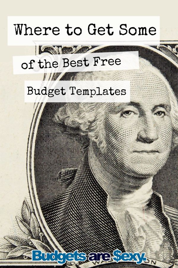 The 25+ best Free budget template ideas on Pinterest Family - free money templates
