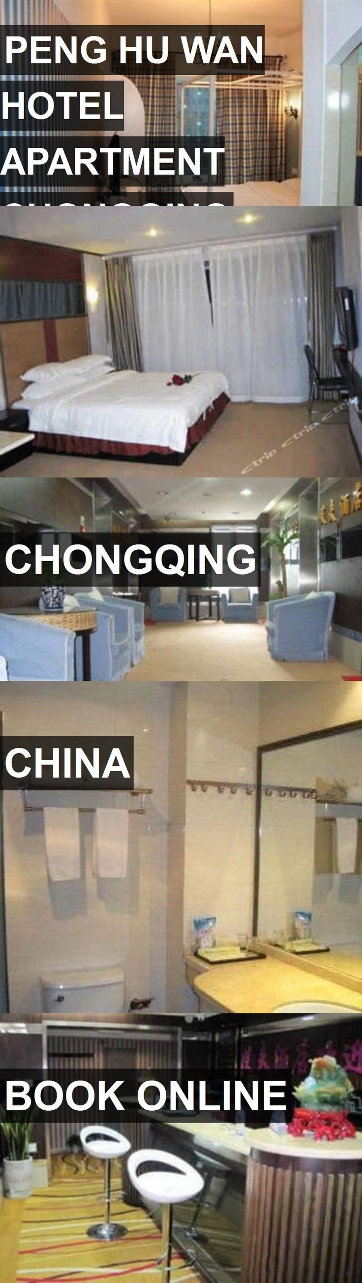 PENG HU WAN HOTEL APARTMENT CHONQQING in Chongqing, China. For more information, photos, reviews and best prices please follow the link. #China #Chongqing #travel #vacation #hotel #apartment