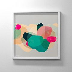 In the Pacific - Limited Edition Print (Small) $95 26x26 Lindsay blamey