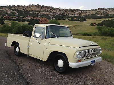 International Harvester :  1000A 1967