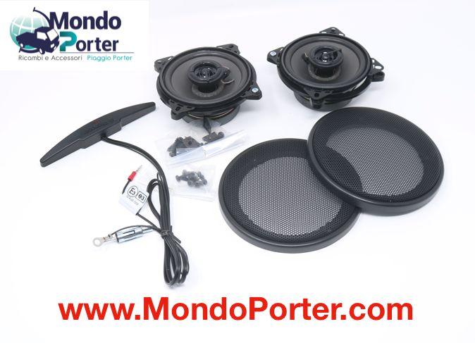 kit Casse Radio Piaggio Porter