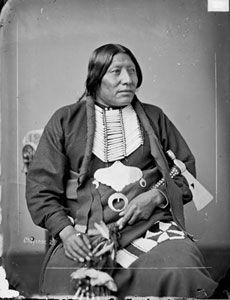 Whirlwindvom Stamme der Cheyenne