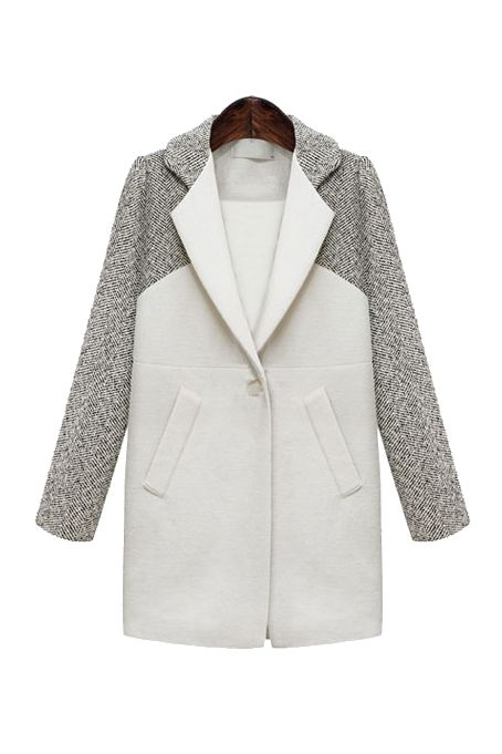 Is this not the chicest coat you've ever seen?