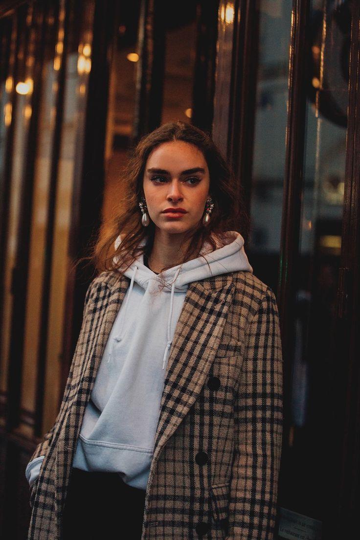 Street Style auf der Paris Fashion Week Herbst Winter 2018/19