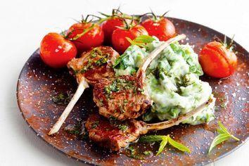 Lamb chops and cutlets