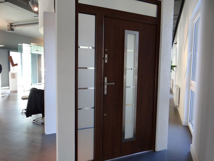 Miami Modern Metal Front Entry Door Entry Doors Pinterest