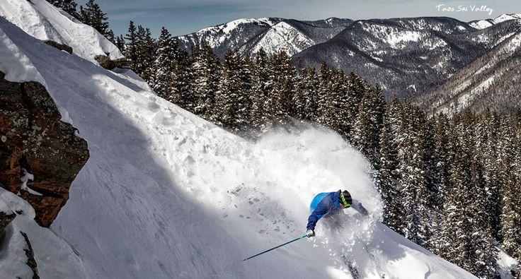 Ski Season - New Mexico Tourism - Skiing & Snowboarding Vacations - New Mexico Tourism - Travel & Vacation Guide