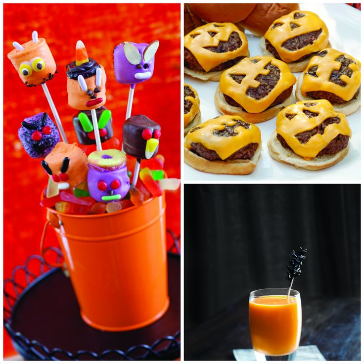 Spine-Tingling Halloween Recipes