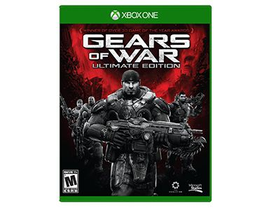 Return to the intense, epic gameplay of Gears of War, remastered in incredible 1080p full HD and completely rebuilt for the Xbox One! The Gears of War Ultimate edition includes 5 never-before released campaign chapters and comes packed with extras like unlockable in-game comic books and early access to the Gears of War 4 beta!