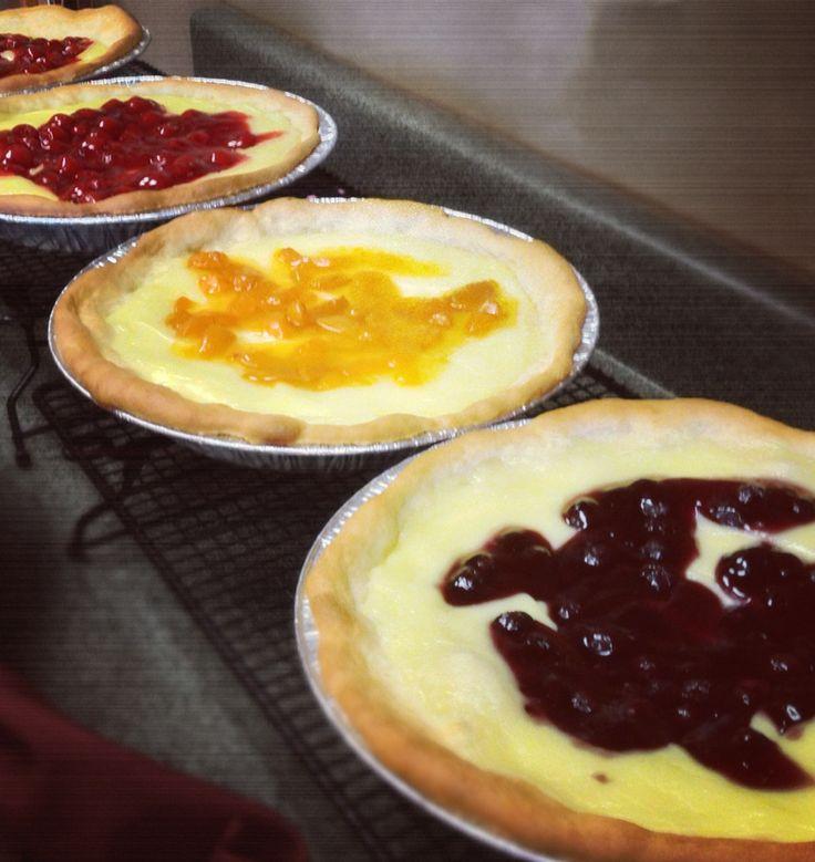 Dakota Kuchen | Recipe | Custard filling, Kuchen and Custard
