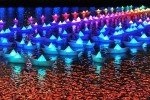 Aether & Hemera Launch a Flotilla of Interactive LED Boats at Canary Wharf | Inhabitat - Sustainable Design Innovation, Eco Architecture, Green Building