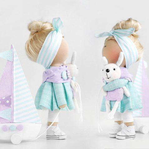 Куколка на мк 30 июля в Севастополе. Есть места Продается! Есть возможность провести мк по такой куколке в Москве, 1 июля. Желающие пишем в ватсап +79060742499