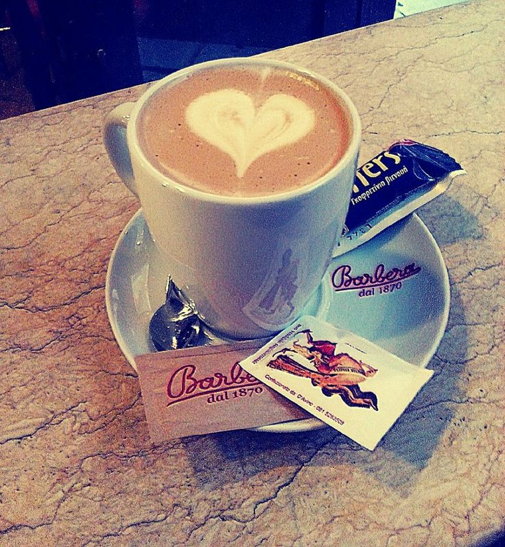 we love barbera coffee