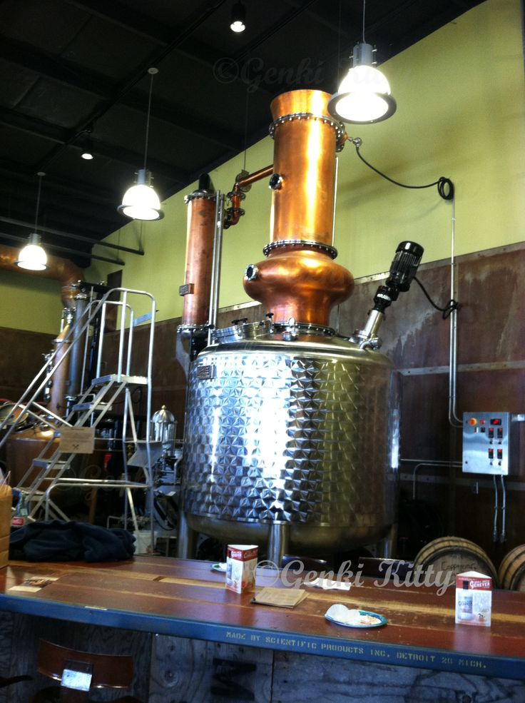 Coppercraft Distillery Holland, Michigan