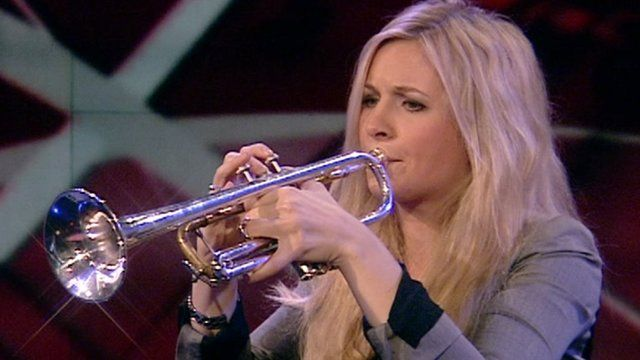 lady trumpeter - Google Search