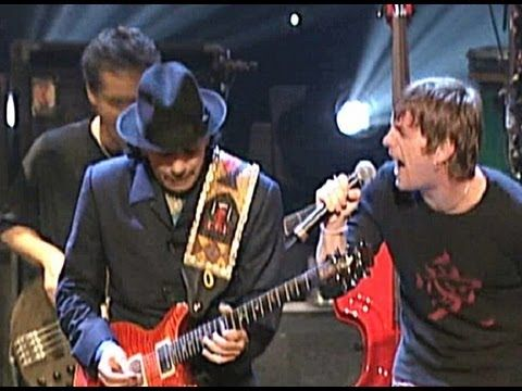Carlos Santana / Rob Thomas - Smooth 1999 Live Video.......