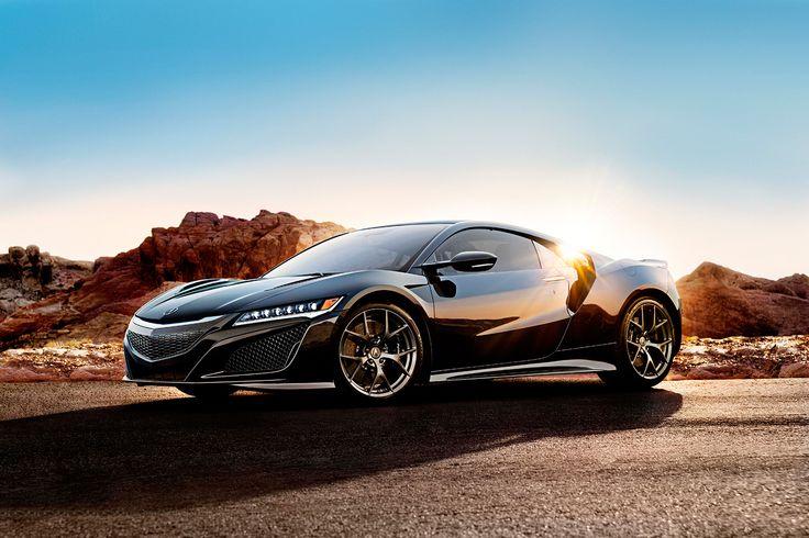 2017 Acura NSX Will Cost $156,000 USD
